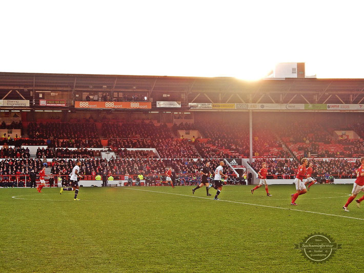 Nottingham Forest FC vs. Bolton Wanderers FC City Ground
