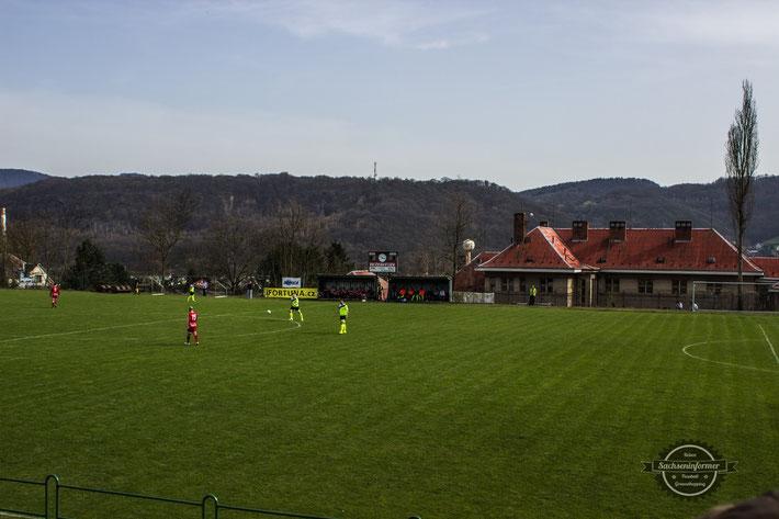 FK Český Lev Neštěmice - Stadion Český Lev