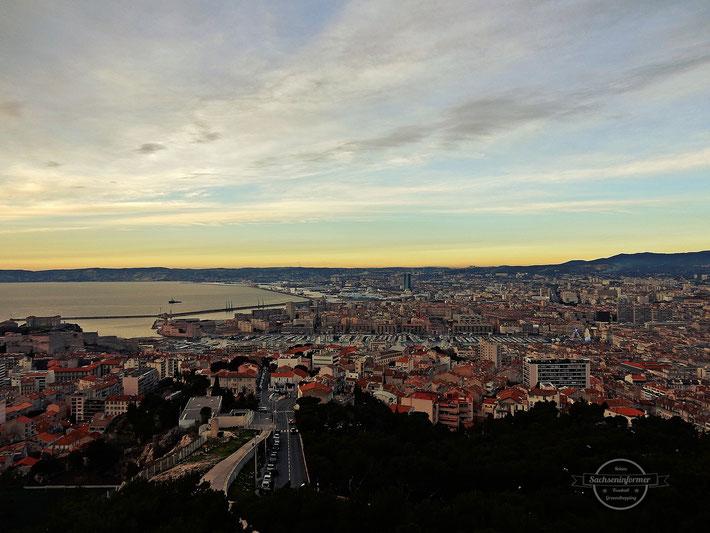 Marseille Sightseeing - Hafen & Stadt