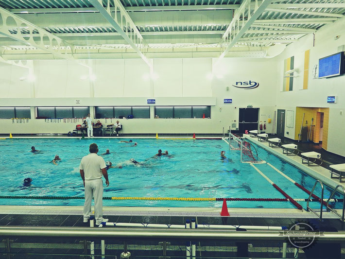 Mid Sussex Marlins vs. Tyldesley Swimming and Water Polo Club - Edward Crips Human Performance Center