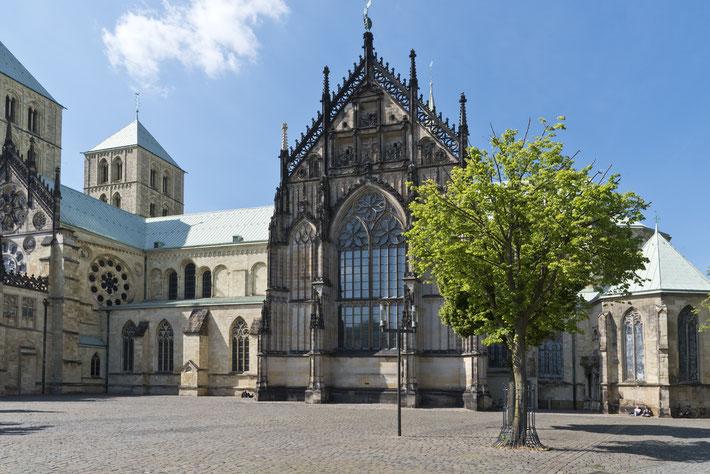 Sankt-Paulus-Dom zu Münster (12./13. Jhd.)