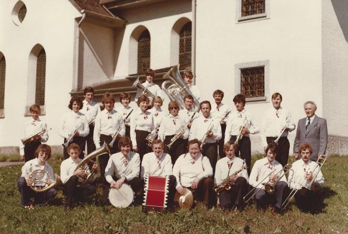 Ständli Weisser Sonntag 1979, St.Jakob