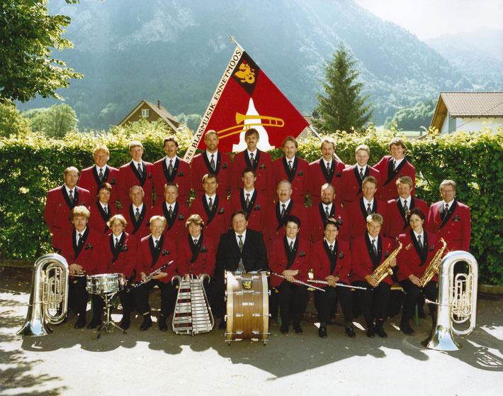 Neuuniformierung 1996, St. Jakob