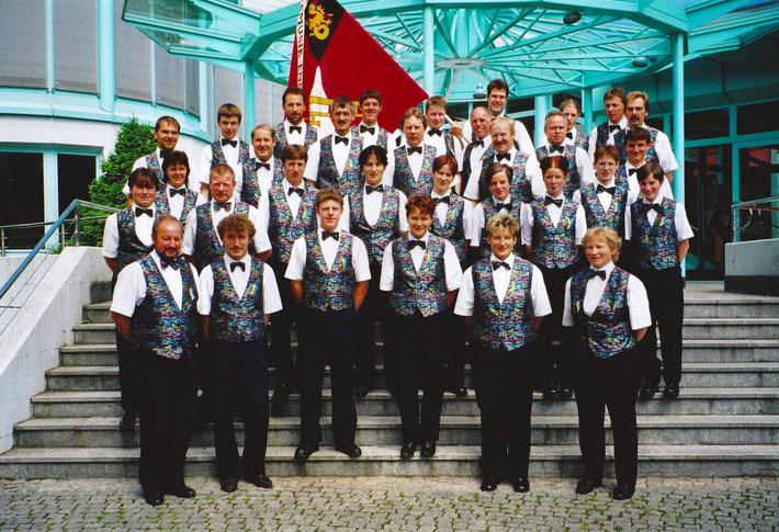 Unterwaldner Musiktag 2000, Hergiswil
