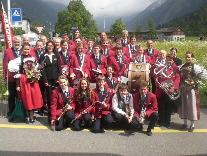 Unterwaldner Musiktag, 31. Mai 2014, Engelberg