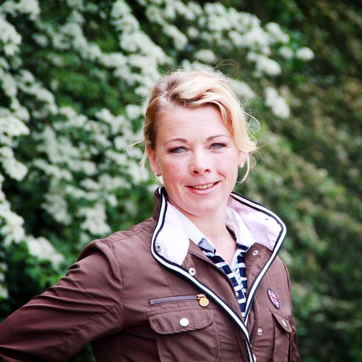 Nadine Kauschke, Foto: Naomi von Kannen