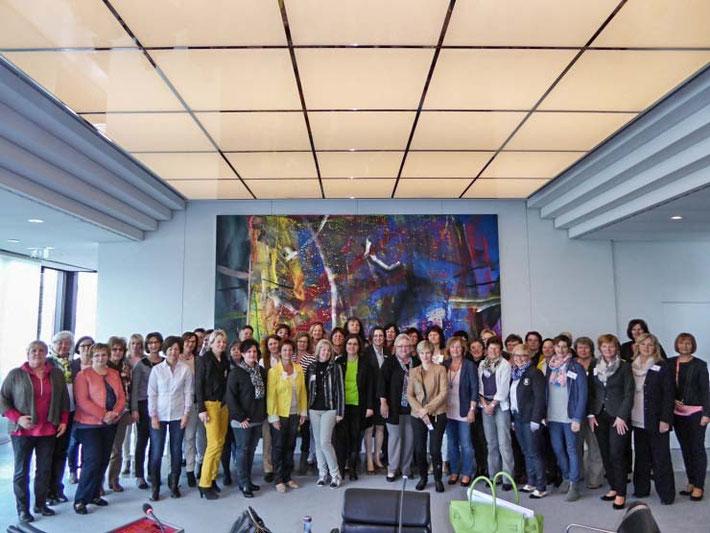 Landesverband der Unternehmerfrauen im Handwerk (ufh) Baden-Württemberg, Mitgliederversammlung 2015
