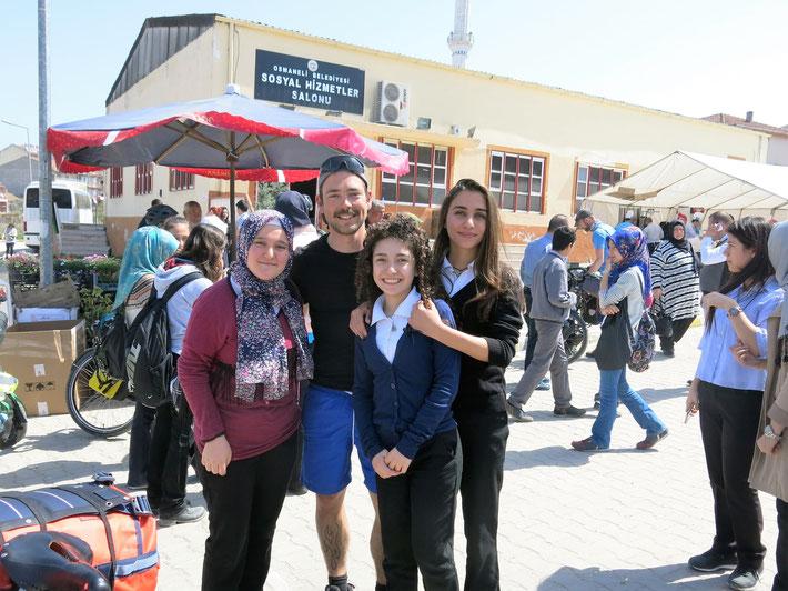 Osmaneli, Türkei 07.04.2016