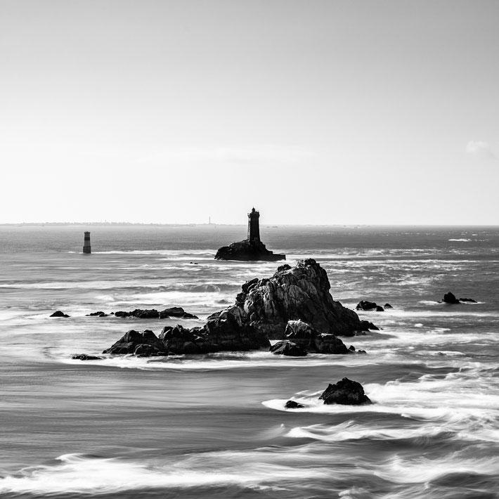 Bretagne #4 - Pointe du Raz :: Copyright Martin Schmidt, Fotograf für Schwarz-Weiß Fine-Art Architektur- und Landschaftsfotografie aus Trier