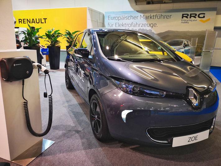 Renault Zoe - das (zumindest bis Ende 2018) meistverkaufte Elektroauto Europas