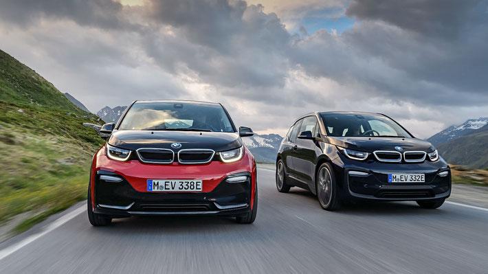 BMW stellt neuen BMW i3 und BMW i3S vor