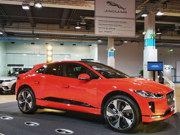 Der I-PACE, ein überzeugender Elektro-Erstling aus dem Hause Jaguar