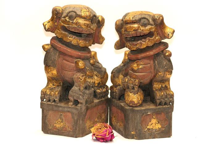 Chinesische Fu - Hunde - besondere Geschenkideen - Geschenke für Männer
