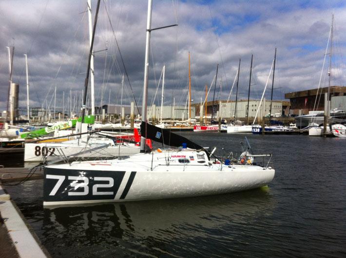 le 732 à Lorient en mars 2016