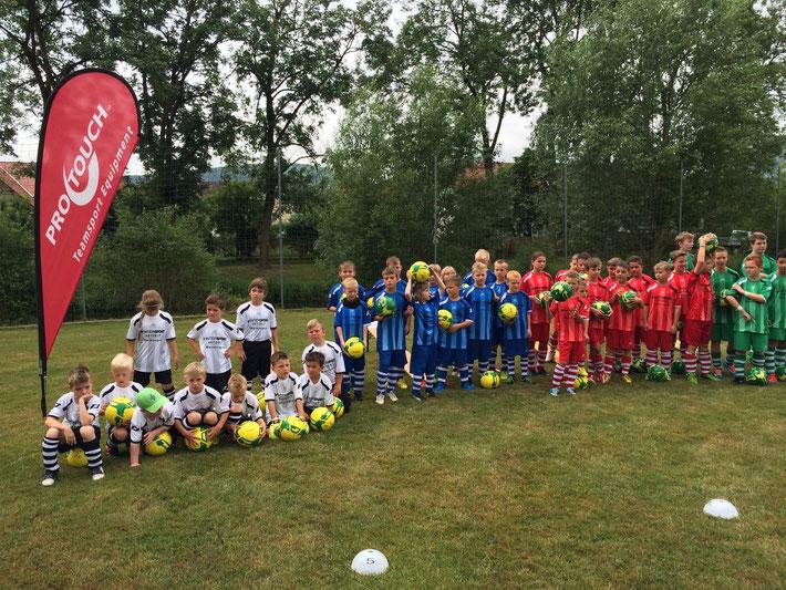 Fußballcamp Vachdorf