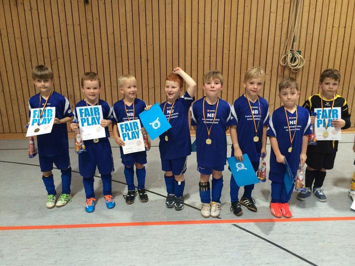 Fair-Play Turnier in Zella-Mehlis 2014