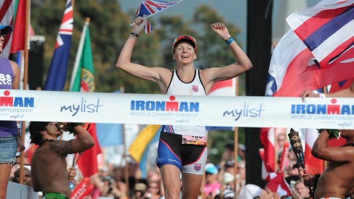 Leanda Cave guanyadora 2012  9:15