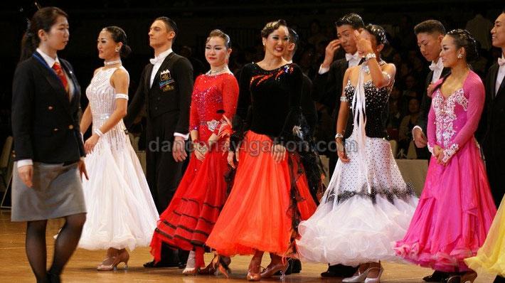 2015年10月11日 第35回三笠宮杯全日本ダンススポーツ選手権