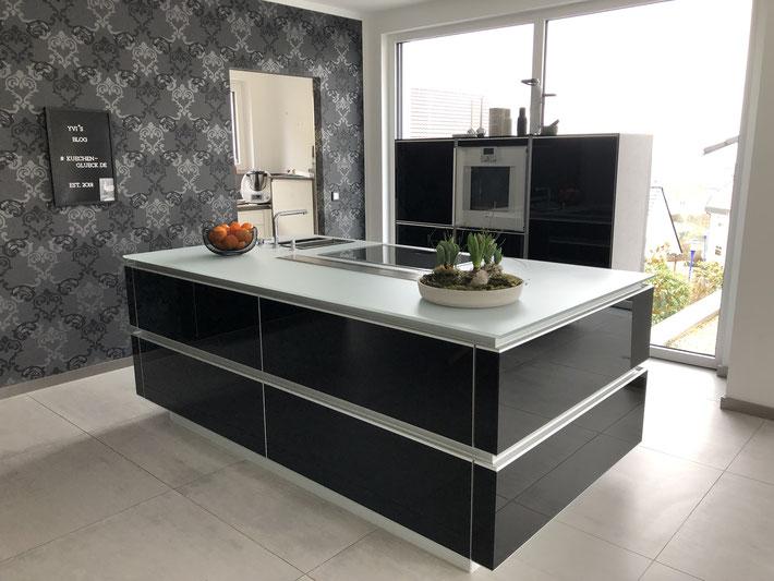 Küchen-Glück-Glas-Arbeitsplatte