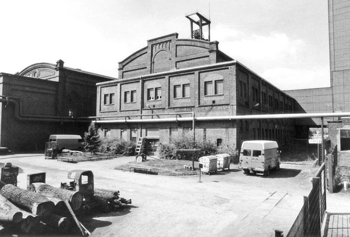 Die alte Waschkaue, Zeche Zollverein Essen - Foto: Rhida Zouari