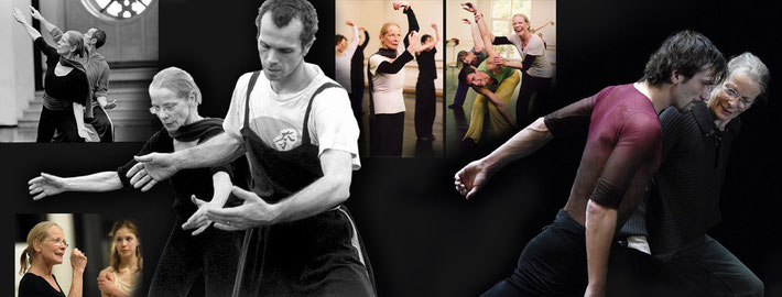 Susanne Linke Workshops and Coaching forr professional dancers and companies