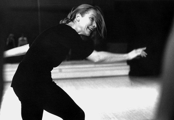 Susanne LInke Workshops Coaching für professionelle Tänzer Tanzgruppen Companies