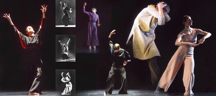 AFECTOS HUMANOS - 2016 - Choreographie: Susanne Linke - Montage: Heidemarie Franz, artwork3.de