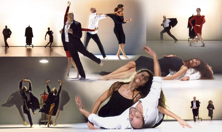 AFFEKTE - 2016 - Choreographie: Susanne Linke - Montage: Heidemarie Franz, artwork3.de