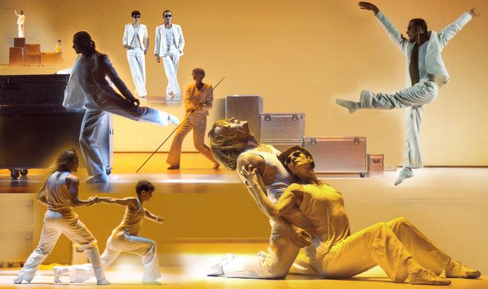 EFFEKTE - 2016 - Choreographie: Susanne Linke - Montage: Heidemarie Franz, artwork3.de