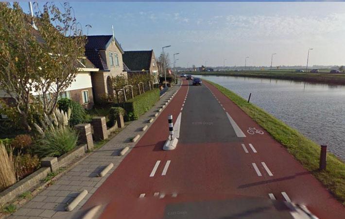 So kann es auch sein - Kanaaldijk 87, Koedijk, Nederland