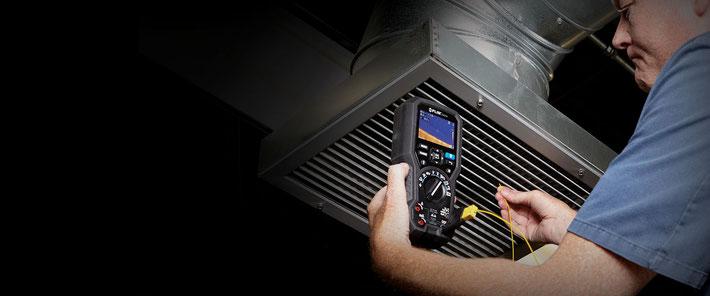 デジタルマルチメーター DM284