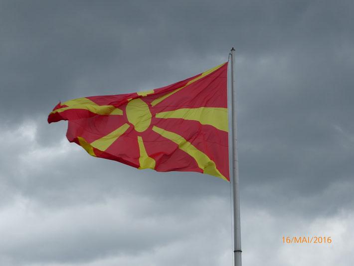 Willkommen in Mazedonien!