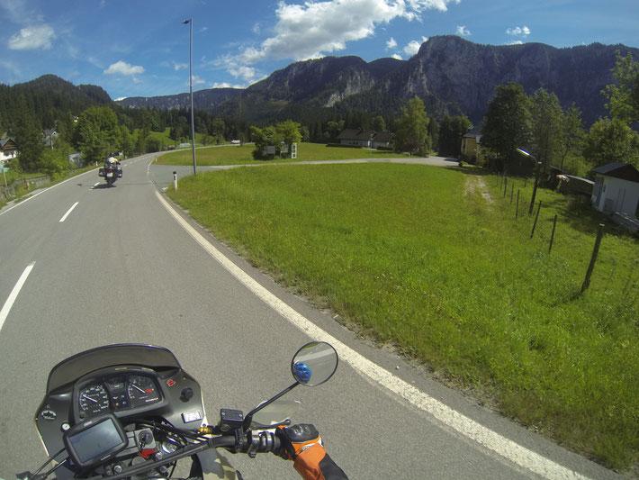 Let´s ride!