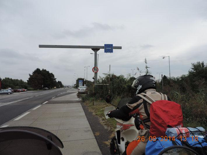 Slowakei, eigentlich ein tolles Land zum Fahren, wenn man die richtige Strecke und das passende Wetter vorfindet