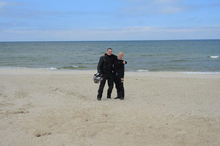 Die StrandPoser (Ja wir mögen das Meer...)