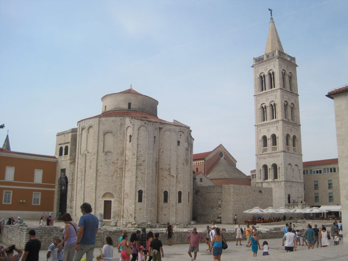 Altstadt Zadar - Gästehaus Melli