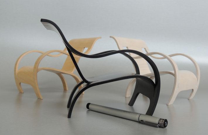 Miniatur, Stühle, Vitra Museum, Vitra Miniaturen, Vitra Stühle, Designer,