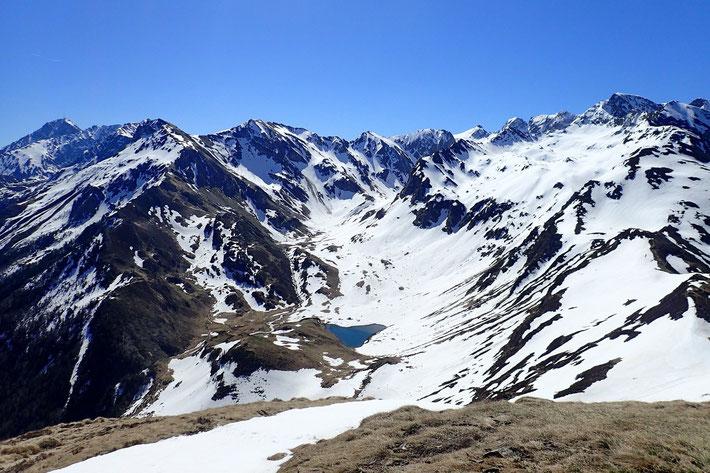 Le Lac de l'Ourrec