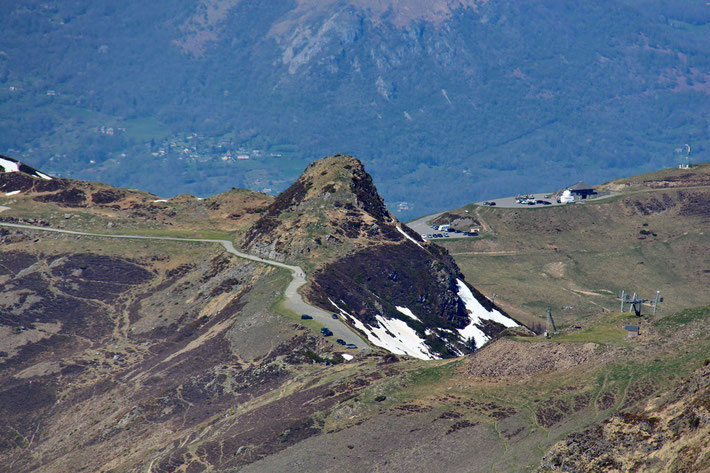 Le Col de la Moulata.