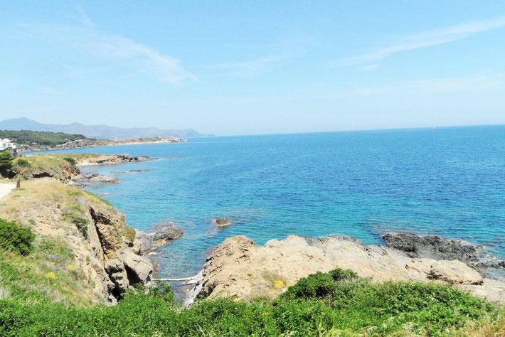 Meer Sonne Küste Spanien Port de la Vall