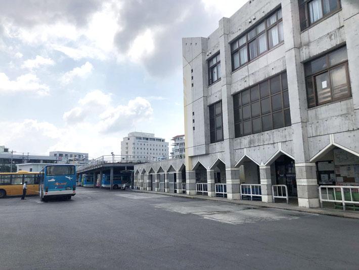 石垣バスターミナル