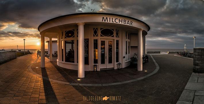 """In Loungelokation """"Milchbar"""" auf Norderney"""