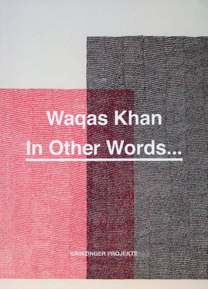 Waqas Khan - Buch / Katalog (Book / Exhibition Catalogue).