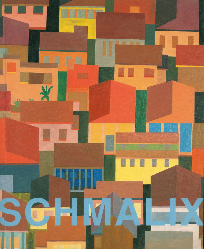 HUBERT SCHMALIX EXHIBITION CATALOGUE 1990 (Buch).