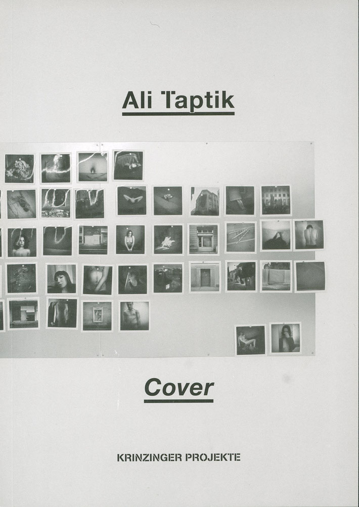 Ali Taptik (Artist) Book / Buch / Exhibition Catalogue 2010.