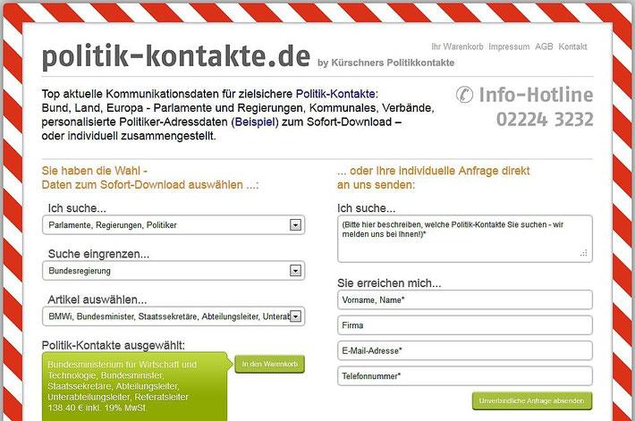 politik-kontakte.de