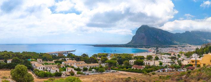 Vista panoramica di San Vito Lo Capo | Fonte: Google