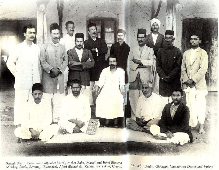 Lord Meher ; Bhau Kalchuri - Vol.3, p.736-7