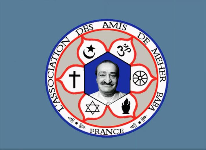 French Meher Baba Logo