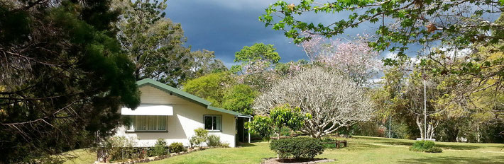 Baba's House at Avatar's Abode, Queensland